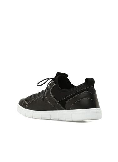 Divarese Divarese 5023210 Erkek Deri Ayakkabı Siyah